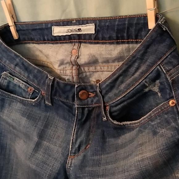 "Joe's Jeans Denim - Joe's Jeans Jon Bootcut (27/33"")"